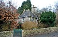 Gate Lodge to Easton Grey House, Wiltshire 2015 (geograph 5817840).jpg