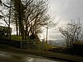 Gate on Bank Road Thurstonland - geograph.org.uk - 1132324.jpg