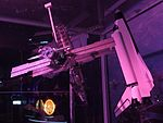 Gateway to space 2016, Budapest, the Space Shuttle-Mir program.jpg