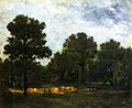 Gauguin 1874 Clairière II.jpg