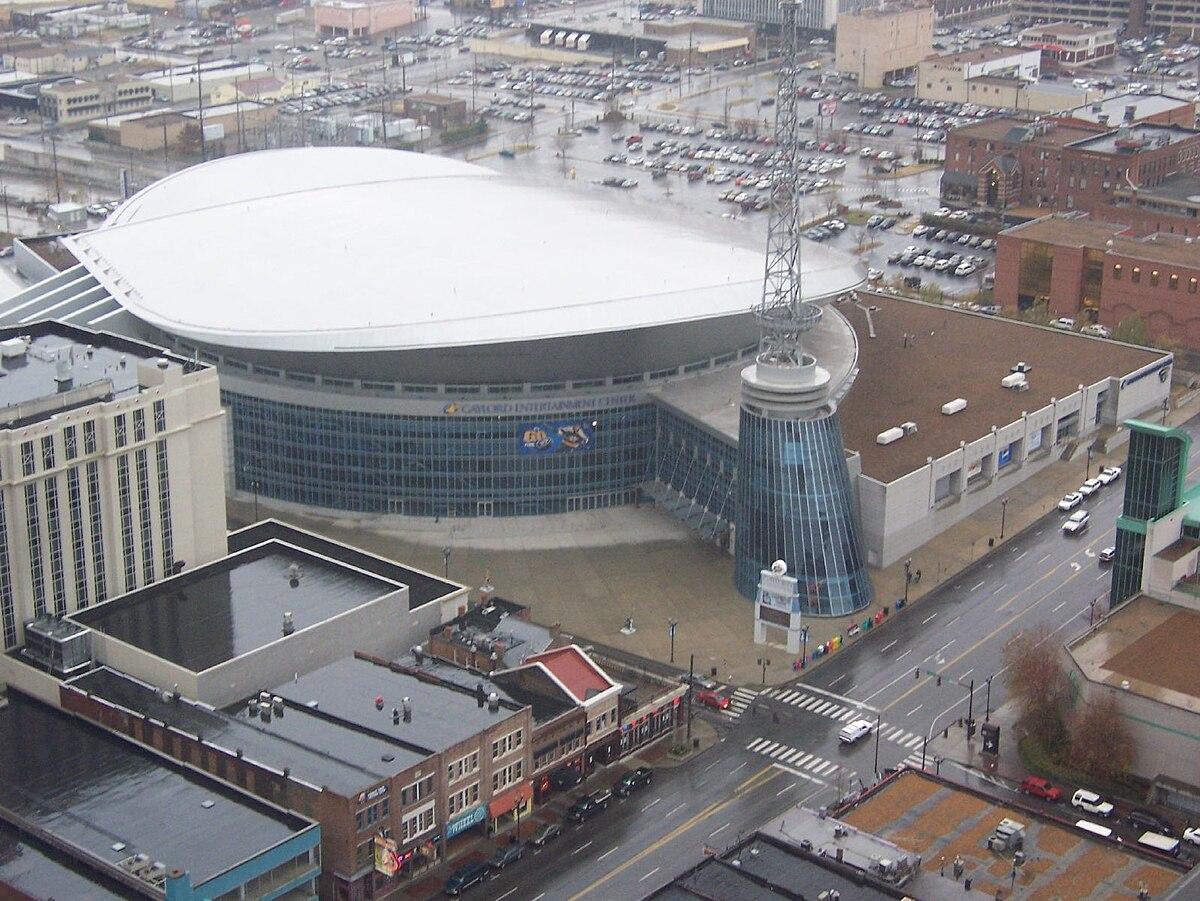 Bridgestone Arena Wikipedia