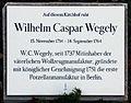 Gedenktafel Klosterstr 67 (Mitte) Wilhelm Caspar Wegely.jpg
