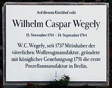 K nigliche porzellan manufaktur berlin wikipedia for Stempel berlin mitte