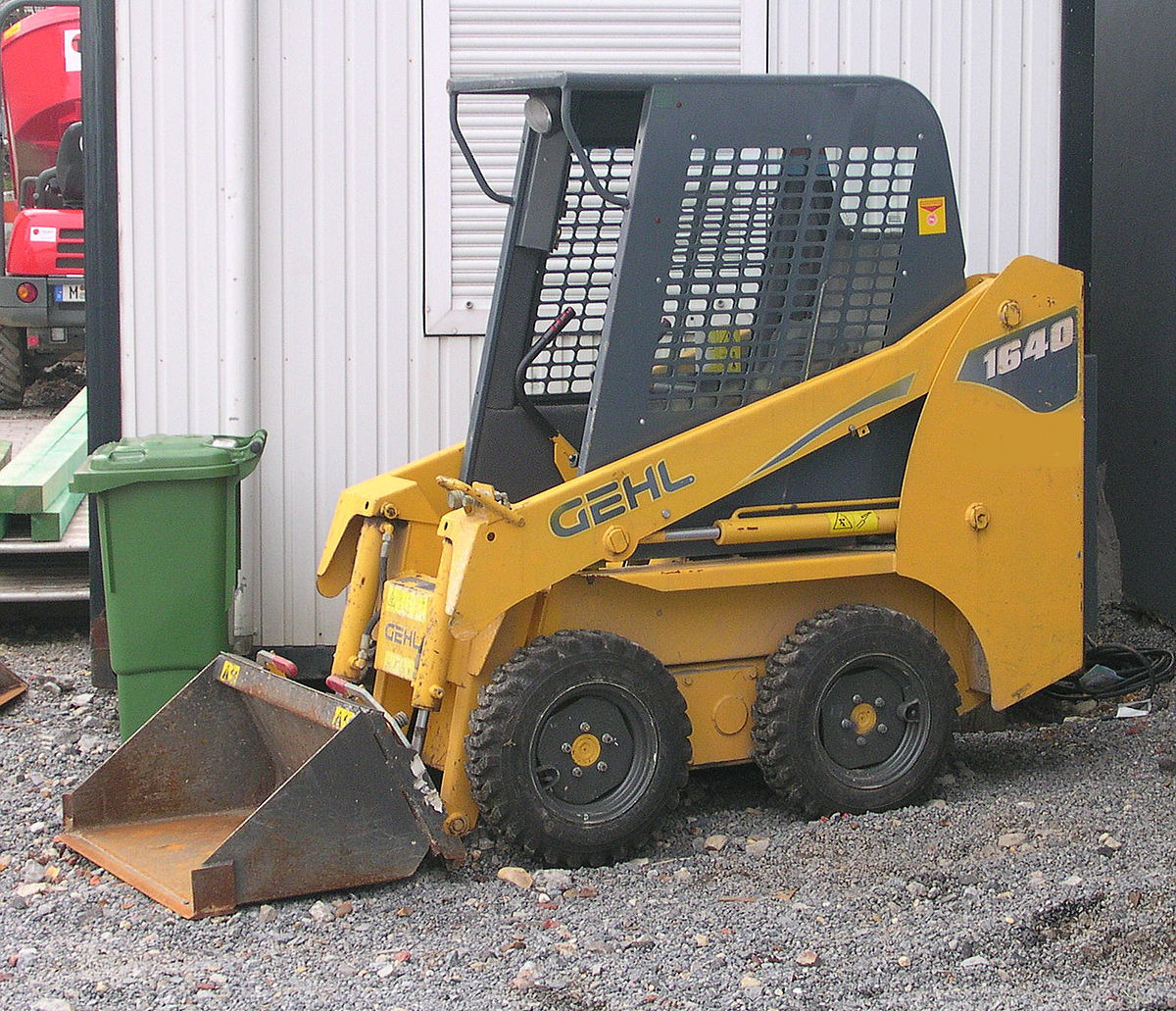 Loader. Loader classification 9