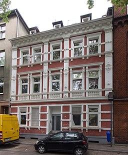 Elisabethstraße in Gelsenkirchen