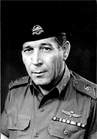 Israel Tal - Image: General Israel Tal 1970 for Wikipedia