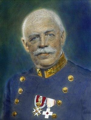 Hans Daae - Image: General Hans Daae
