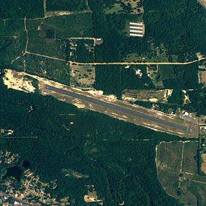 Geneva Municipal Airport - NAIP aerial image, 2006
