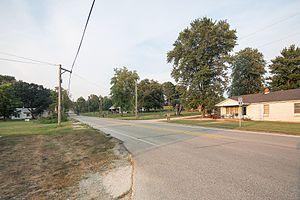 Gentryville, Indiana - Image: Gentryville, Indiana