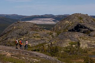 Voiseys Bay Mine Nickel mine in the Canadian province of Newfoundland and Labrador