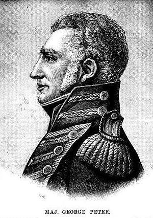 George Peter (politician) - George Peter
