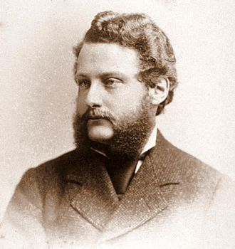 George Pardee - Pardee in 1879