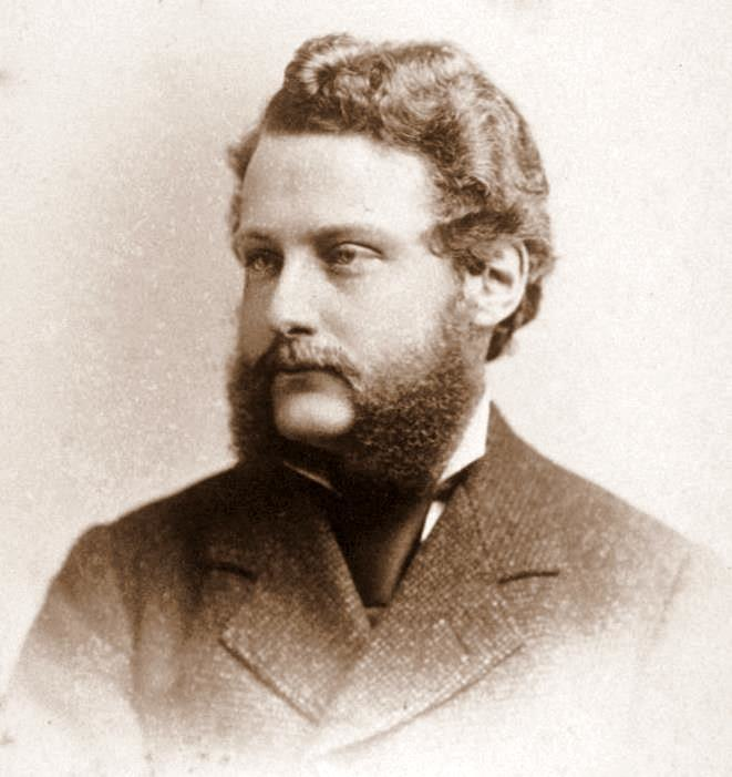 George Cooper Pardee 1879