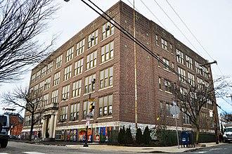 George W. Nebinger School - Image: George W Nebinger Public School Philadelphia (DSC 2119)