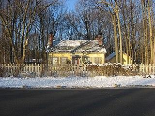 George Washington Tomlinson House United States historic place