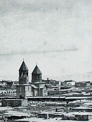 Georgi church in Gyumri 1850-1934.JPG