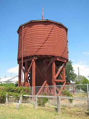 Gerlach Water Tower