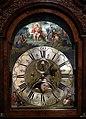 Gerrit van der hey, orologio a pendolo con cassa, amsterdam 1755 ca. 02.jpg