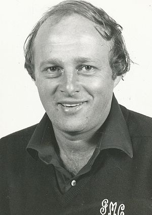 Gerry Cheevers - Cheevers in 1983