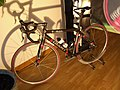 Giant bike that Alexander Vinokourov used 20060203.jpg