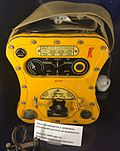 Gibson Girl radio wwii model Kon Tiki IMG 8100.jpg