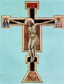 Crocifisso di Santa Maria Novella (1290-1300)