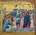 Giovanni baronzio, scene della passione di cristo, 1330-40 ca. 04.JPG