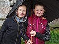 Girls Striking a Pose - Zhytomyr - Polissya Region - Ukraine (26531885683).jpg
