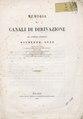 Giuseppe Cusi – Memoria sui canali di derivazione, 1847 - BEIC 6269466.tif