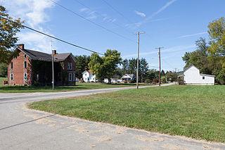 Monongahela Township, Greene County, Pennsylvania Township in Pennsylvania, United States
