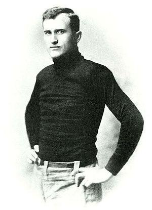 Glenn Thistlethwaite - Thistlethwaite pictured in Sargasso 1913, Earlham yearbook