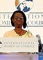 Godelieve Mukasarasi speaks at IWOC 2018.jpg