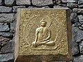 Gold plated Buddha, Shanti Stupa, Leh, Ladakh.jpg