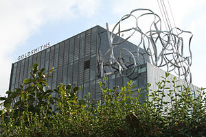 Goldsmiths, University of London - The Ben Pimlott Building