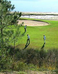 Algarve has plenty of golf courses.