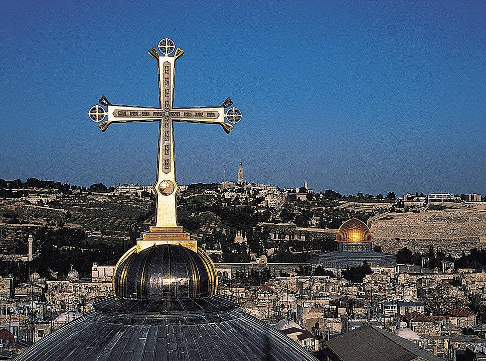 Golgotha Crucifix