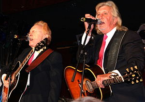 Peter and Gordon - Peter and Gordon performing in 2005