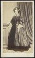 Goulder, Charles - carte de visite, Madame Charles Coosemans de Marbaix, décédée en 1910.tif