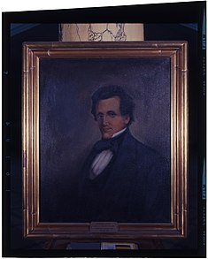 Governor Charles Lynch, June 12, 1833 to Nov. 20, 1833, June 7, 1836 to Jan. 8, 1838 (14122989825).jpg