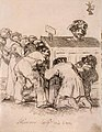 Goya - Looking at What They Can't See, Between 1824 and 1828.jpg