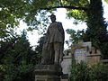 Grab Gustav Diruf auf dem Kapellenfriedhof.jpg