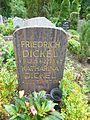 Grab von Friedrich Dickel in Berlin-Grünau.JPG
