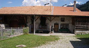 Grandvillard - House in Grandvillard
