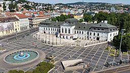 Grassalkovich palota