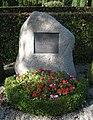 Grave of Gad Rausing lund sweden.JPG