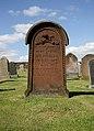Gravestone of Robert Paterson ('Old Mortality'), Caerlaverock, Dumfriesshire.jpg