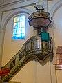 Graz. Heilandskirche. Kanzel 01.jpg