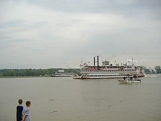 Great Steamboat Race
