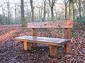 Green Chain bench - geograph.org.uk - 1074248.jpg