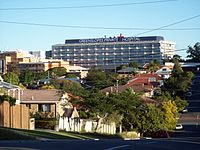 Greenslopes Private Hospital.
